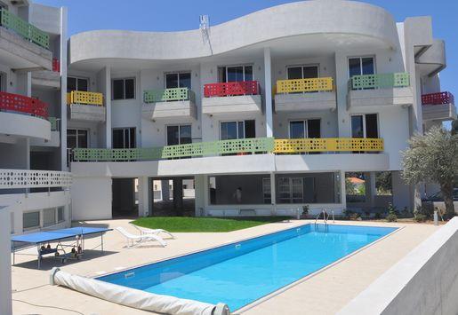 Апартаменты в Ларнаке (Кипр)