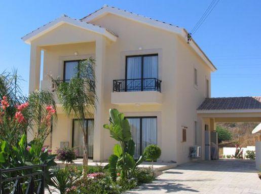 Дома в Пафосе (Кипр)