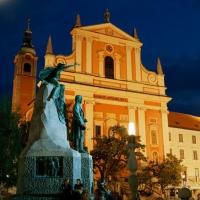 церковь Благовещения в Любляне