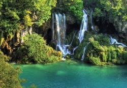 дПриродные Достопримечательности Хорватии (Плитвицкие озера)