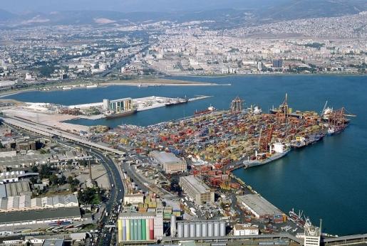 Порты Турции