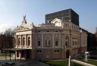Словенский оперный театр в Любляне