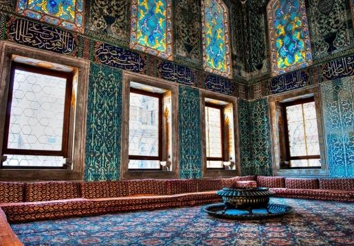 Музей Топкапы в Стамбуле (Турция)