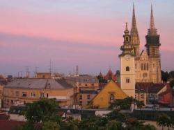Достопримечательности Хорватии (Загреб)