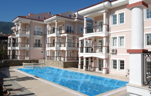 Апартаменты в Фетхие