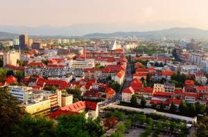 Недвижимость в Любляне (Словения)