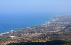Земля на Кипре