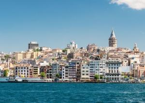 Недвижимость в Турции на море